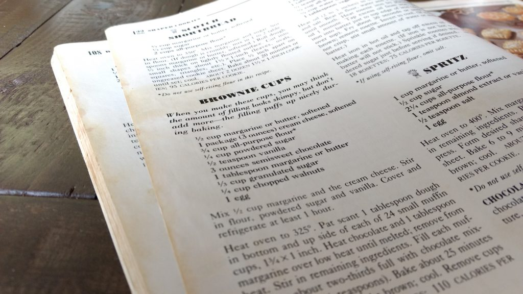 Betty Crocker Brownie Recipe
