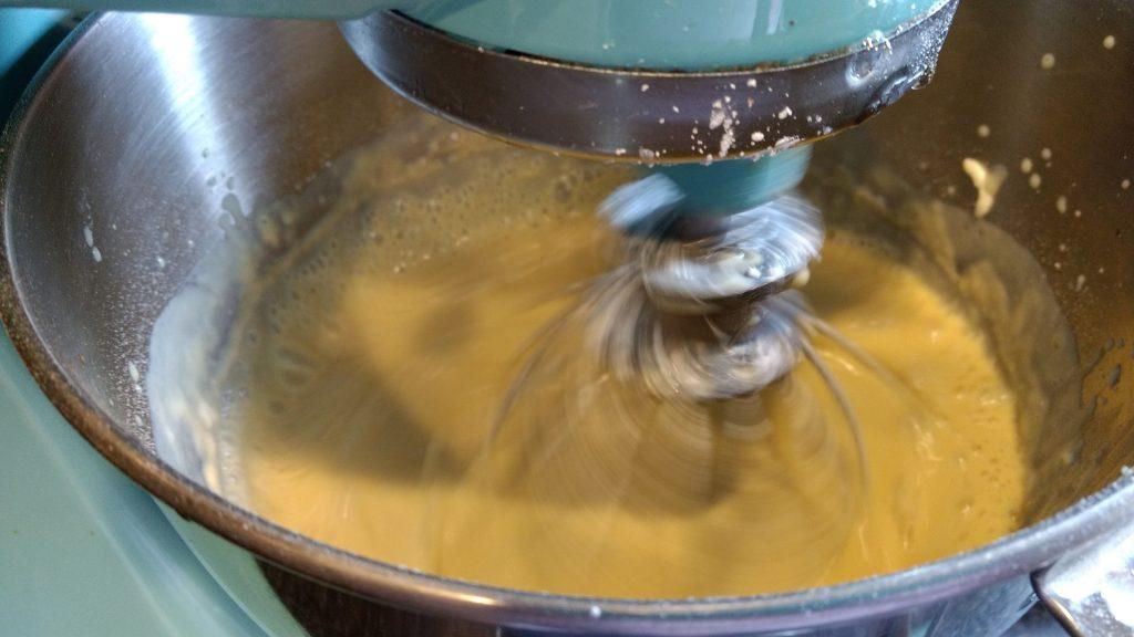 custard filling